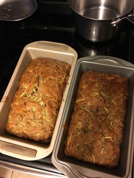 Bread for tomorrow's cookout